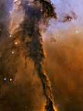 Stellar Spire in the Eagle Nebula Photographic Print by Stocktrek Images