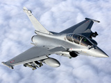 Dassault Rafale B of the French Air Force Photographic Print by Stocktrek Images