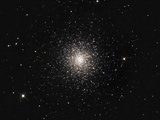 Messier 3, a Globular Cluster in the Constellation Canes Venatici Photographic Print by Stocktrek Images