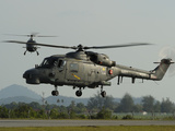 AgustaWestland Lynx Helicopters of the Royal Malaysian Navy Photographic Print by Stocktrek Images