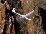 A TG-15A Glider Above Colorado Springs, Colorado Photographic Print by Stocktrek Images
