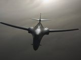 A B-1 Bomber Photographic Print by Stocktrek Images