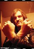 Motorhead Lemmy in Copenhagen 1987 Láminas