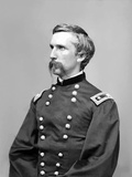 Digitally Restored Vector Portrait of General Joshua Lawrence Chamberlain Photographic Print by Stocktrek Images