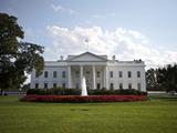The White House, Washington D.C., USA Photographic Print by Stocktrek Images