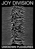 Joy Division Unknown Pleasures Posters