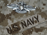 The Fleet Marine Force Warfare Specialist Pin Photographic Print by Stocktrek Images