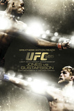 UFC - Jones vs. Gustafsson Prints