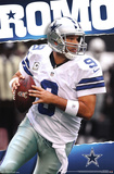 Tony Romo Dallas Cowboys Plakat