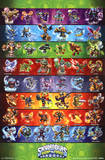Skylanders Swap Force Grid Print