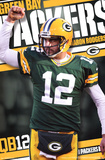 Aaron Rodgers Green Bay Packers Prints