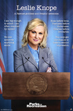 Parks & Recreation Leslie Knope Prints