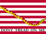 The First Navy Jack Authorized by the U.S. Navy Photographic Print by Stocktrek Images