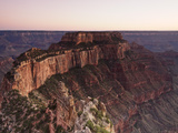 Wotan's Throne, Grand Canyon National Park, Arizona Photographic Print by Stocktrek Images