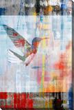 Access Subconscious Stretched Canvas Print by Parvez Taj