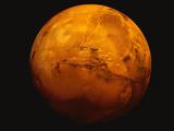 Mars Photographic Print by Stocktrek Images