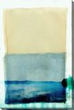 Bondi Lake Stretched Canvas Print by Parvez Taj