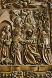 Mauer Bei Melk Church, Carved Altar, 1509, Visitation of the Blessed Virgin Mary Photographic Print
