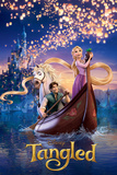 Tangled Boat Movie Poster Posters