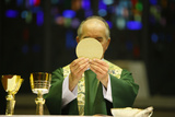 Holy Communion or Lord's Supper Photographic Print