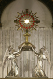 Monstrance in the Montmartre Sacred Heart Basilica Photographic Print