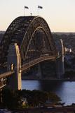World Youth Day, Pilgrimage Walk over the Sydney Harbour Bridge Photographic Print