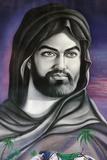 Imam Hussein Photographic Print