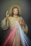 Merciful Christ Painting Photographic Print