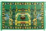 Mecca Ka'Aba on a Prayer Carpet Photographic Print