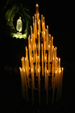 Lourdes Sanctuary, Lourdes is One of the Most Visited Pilgrimage Sites in France Photographic Print