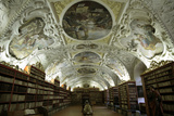 Strahov Monastery Library, Theological Hall Photographic Print