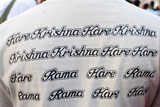 Hare Krishna Mantra T-Shirt Photographic Print