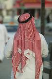 Arab in Dubai Photographic Print