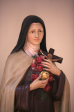 Sainte-Therese of Lisieux, Perpetuel Secours Church Photographic Print