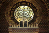 The Spanish Synagogue Built in 1868 Photographic Print