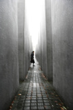 Berlin Holocaust Memorial Photographic Print