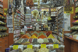 Istanbul Spice Bazar Photographic Print