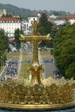 Rosary Basilica, Lourdes Photographic Print