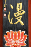 Buddhist Banner Photographic Print