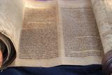 Torah Scrolls Photographic Print