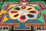 Sand Mandala Photographic Print