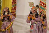 Traditional Dancing on the Theme of Krishna and the Gopi Photographic Print