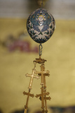 Egg and Crosses, Church of the Holy Sepulchre Photographic Print