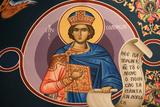 Greek Orthodox Icon Depicting King Solomon Photographic Print