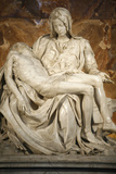 Michelangelo's Pieta in St Peter's Basilica Photographic Print