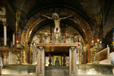 Golgotha Chapel at the Church of the Holy Sepulchre Photographic Print