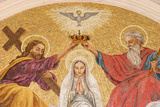 Mary's Coronation, Basilica of Fatima Photographic Print