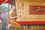 Preah Prom Rath Monastery Photographic Print