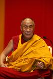 The Dalai Lama Photographic Print