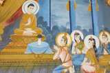 Life of the Buddha, Teaching the Dharma to His Family Photographic Print
